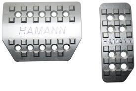 Накладки на педали Hamann для Jaguar E-Pace