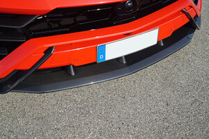Передняя накладка бампера Novitec для Lamborghini Urus
