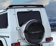 Карбоновый спойлер Mansory для Mercedes G-Class