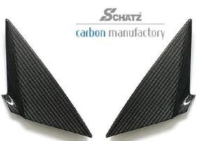 Карбоновые боковые треугольники Schatz для Mercedes SLK R172