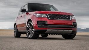 Решетка радиатора SVA для Range Rover