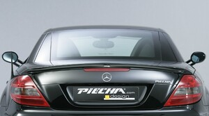Спойлер Performance RS Piecha Design для Mercedes SLK R171