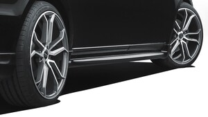 Пороги Piecha для Mercedes V-Class W447