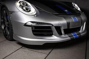 Передний спойлер Techart для Porsche 991 GTS