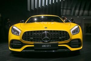 Рестайлинг для Mercedes AMG GT