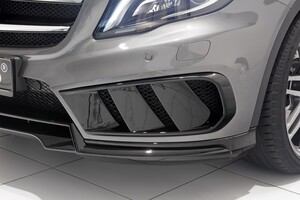 Вставки в воздуховоды Brabus для Mercedes GLA X156