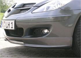 Накладка переднего бампера Piecha Design для Mercedes SLK R171 до 04/08