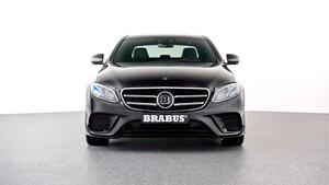 Накладки воздуховодов переднего бампера Brabus для Mercedes E-Class W213