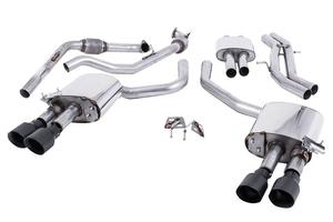 Выхлопная система Milltek для Audi S4 B9/S5 B9
