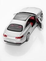 Модель Mercedes S-Class Coupe C217