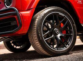 22'' Кованые диски AMG для Mercedes G63 AMG W463A