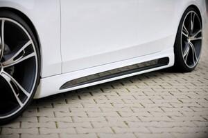 Пороги Rieger для Audi A4 B8