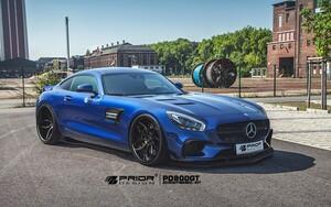 Обвес Prior Design для Mercedes AMG GT / GTs