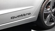 Наклейки quattro
