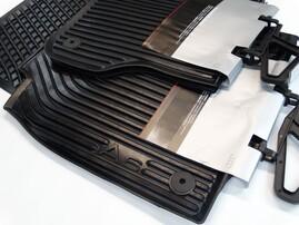 Передние резиновые коврики для Audi A6 4G