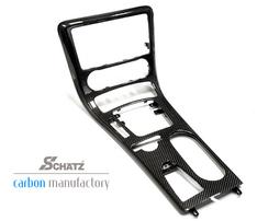 Карбоновая центральная консоль Schatz для Mercedes SLK R172
