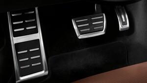 Накладки на педали для Audi A6 A7