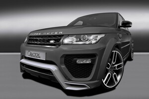 Обвес Caractere для Range Rover Sport Supercharged