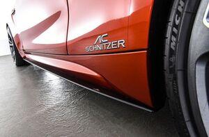 Накладки на пороги AC Schnitzer для BMW M2 F87 Competition