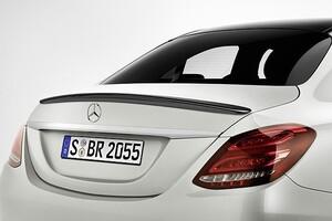 Спойлер AMG для Mercedes C-Class W205