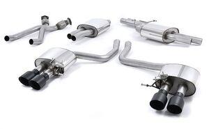 Выхлопная система Milltek для Audi SQ5