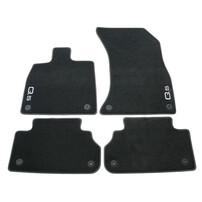 Велюровые коврики Premium для Audi Q5 FY