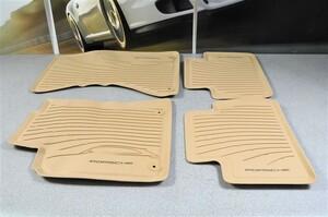 Резиновые коврики для Porsche Macan
