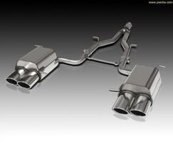 Глушители Piecha Design для Mercedes SLK200-250 R172