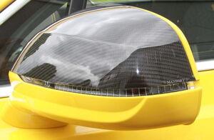 Карбоновые накладки на зеркала Mansory для Bentley Bentayga