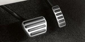Накладки на педали для Range Rover Sport