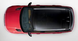 Рейлинги на крышу для Range Rover Sport