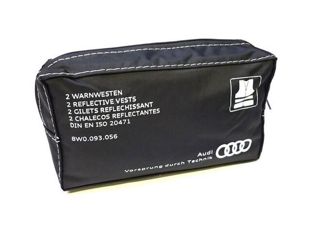 Аварийные жилеты Audi