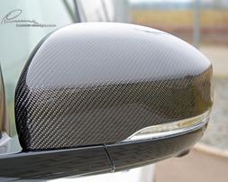 Карбоновые накладки на зеркала Lumma для Range Rover Sport