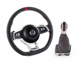 Руль и ручка АКПП GTI Clubsport для VW Golf 7