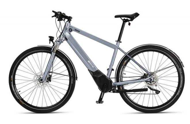 Велосипед BMW Active Hybrid E-Bike