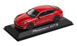 Модель Porsche Panamera GTS в масштабе 1/43