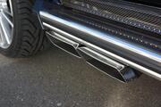 Выхлопная система Mansory для Mercedes G-Class
