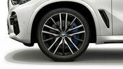 Комплект литых дисков BMW Y-Spoke 742M, orbit-grey