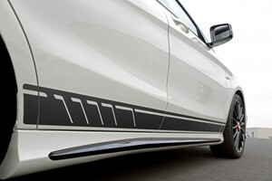 Наклейки на боковины AMG Edition 1 для Mercedes CLA C117