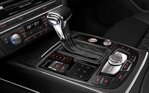 Ручка АКПП S6 для Audi A6 C7