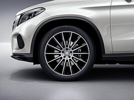 22'' Литой диск AMG для Mercedes GLE Coupe C292