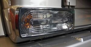 Тонированные фонари Mansory для Mercedes G-Class
