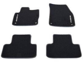 Велюровые коврики Hamann для Range Rover Evoque