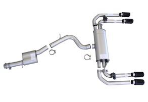 Выхлопная система ABT для Audi A3