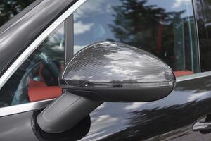 Карбоновые накладки на зеркала Mansory для Porsche Macan