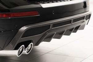 Глушитель Brabus для Mercedes ML350 CDI W166