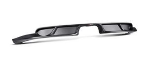 Карбоновый диффузор Akrapovic для Porsche GT3 991