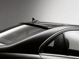 Cпойлер на заднее стекло для Mercedes C-class W204