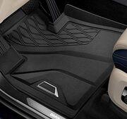 Передние всепогодные коврики высокие для BMW X5 G05/X7 G07