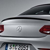 Спойлер для Mercedes C-Class Coupe C205